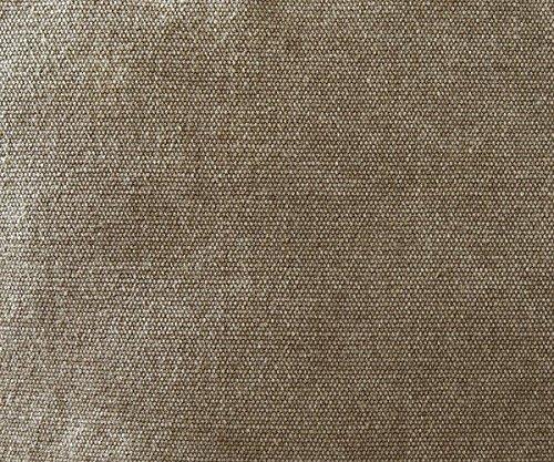 Wohnlandschaft Sharona Braun 337x234 cm mit Kissen Hussensofa - 3