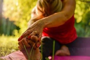 Yoga steigert die Fitness und Beweglichkeit