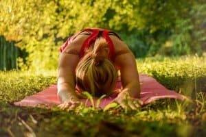 Yoga kann an vielen Orten zur Entspannung führen