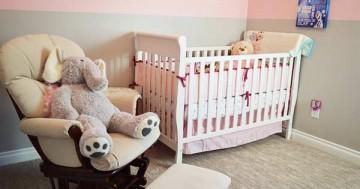 Entspanntes Einschlafen im richtigen Kinderbett