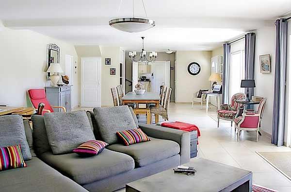 Das Wohnzimmer zum Relaxen einrichten